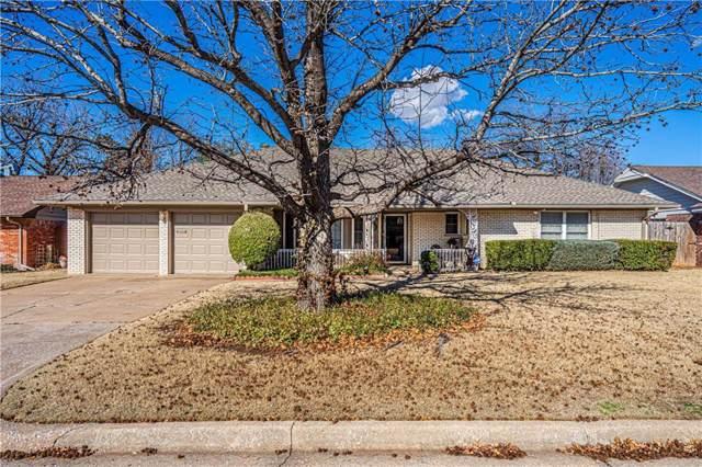 3609 NW 65th Terrace, Oklahoma City, OK 73116 (MLS #897665) :: Homestead & Co