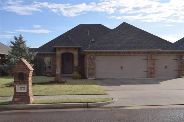 17220 Prado Drive, Oklahoma City, OK 73170 (MLS #897669) :: Erhardt Group at Keller Williams Mulinix OKC