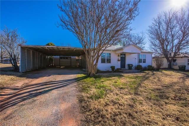 414 S Van Buren Avenue, Blanchard, OK 73010 (MLS #897671) :: Homestead & Co