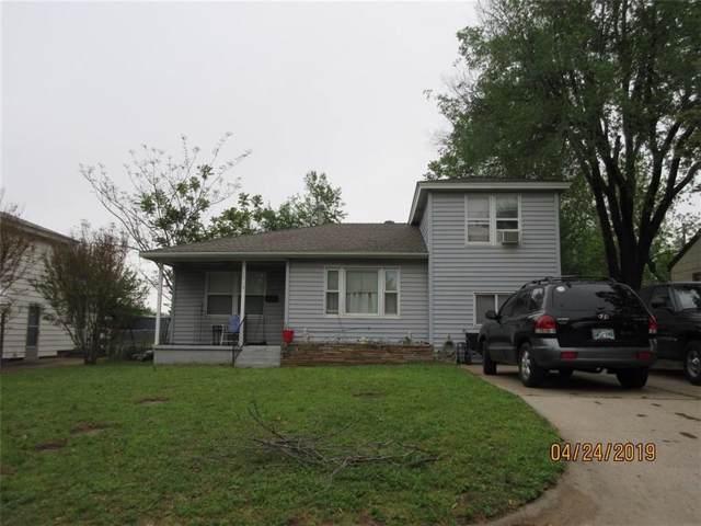 1713 SE Hampton Drive, Del City, OK 73115 (MLS #897678) :: Homestead & Co