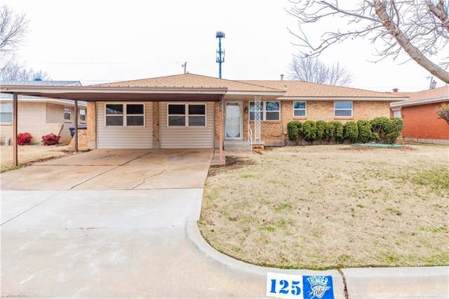 125 SW 6th Street, Moore, OK 73160 (MLS #897696) :: Homestead & Co
