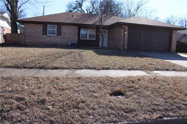 9412 NE 13th Place, Midwest City, OK 73130 (MLS #897731) :: Homestead & Co