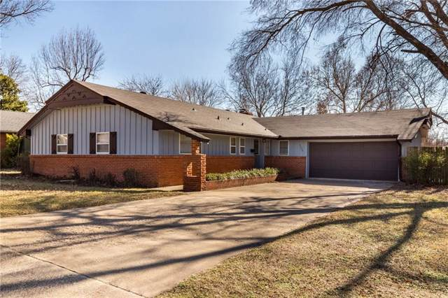 3208 NW 35th Place, Oklahoma City, OK 73112 (MLS #897732) :: Homestead & Co
