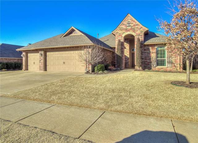 8225 NW 159 Street, Edmond, OK 73013 (MLS #897742) :: Erhardt Group at Keller Williams Mulinix OKC