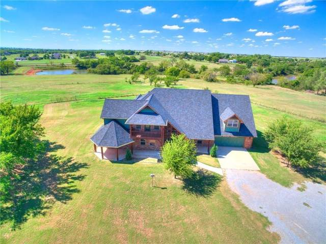 1322 County Rd 1340, Chickasha, OK 73018 (MLS #897748) :: Homestead & Co