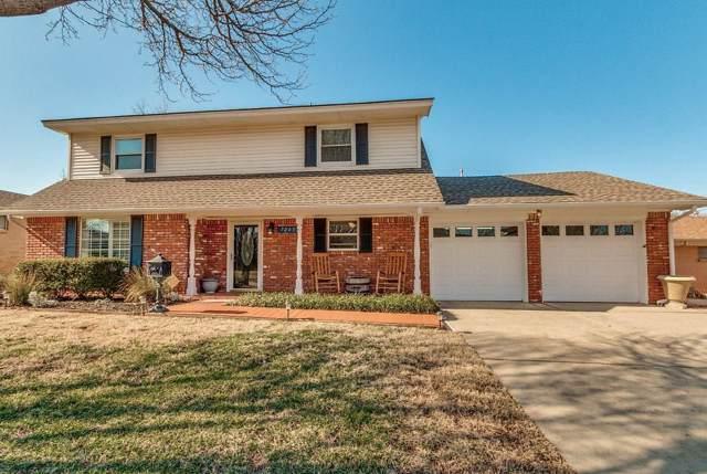 7205 N Seminole Terrace, Warr Acres, OK 73132 (MLS #897755) :: Homestead & Co