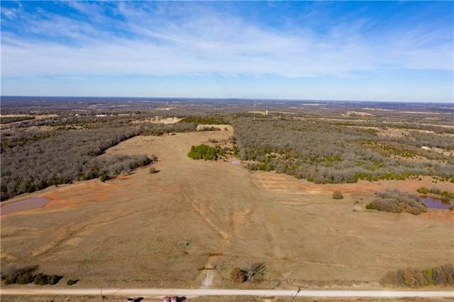 0000 W Skelley Road, Wanette, OK 74878 (MLS #897766) :: Homestead & Co