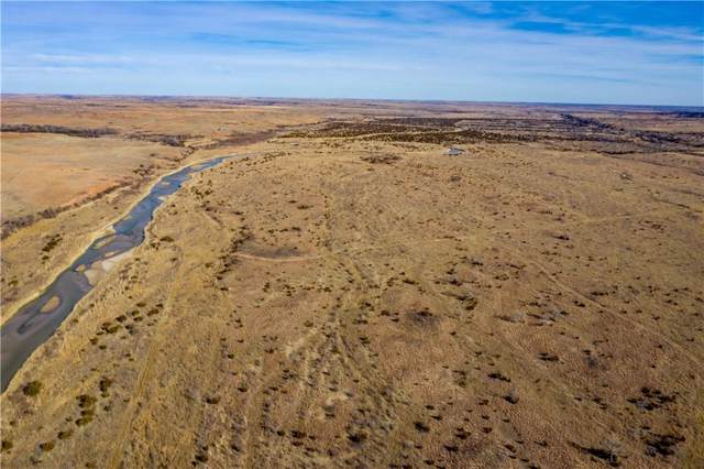 E 730 Road, Crawford, OK 73638 (MLS #897778) :: Homestead & Co