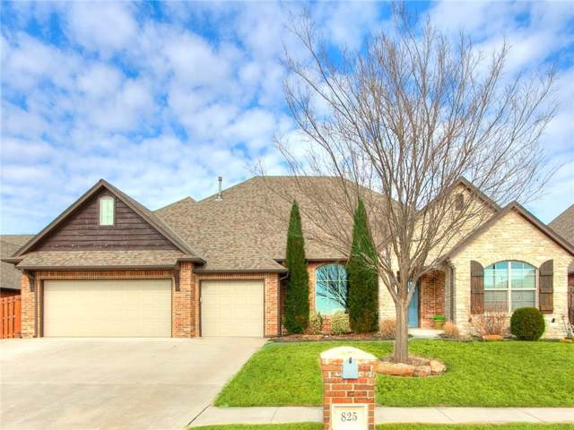 825 Northern Dancer Drive, Edmond, OK 73025 (MLS #897818) :: Homestead & Co