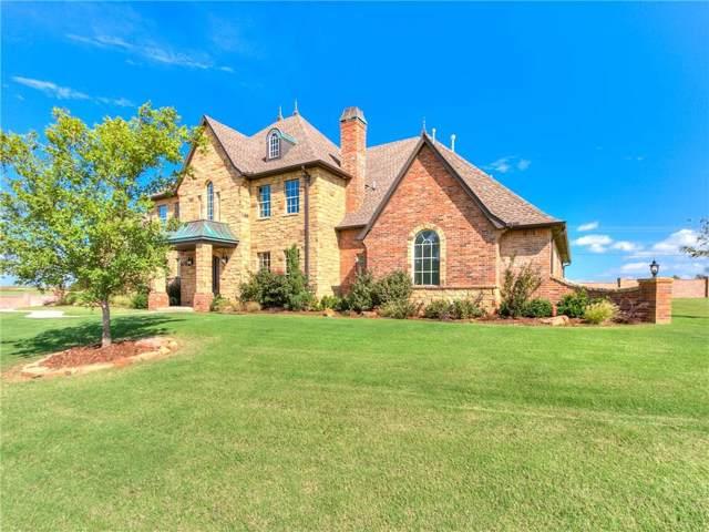533 Oak Summit Drive, Edmond, OK 73025 (MLS #897825) :: Homestead & Co