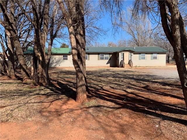 101 Blaine Avenue, Cheyenne, OK 73628 (MLS #897829) :: Homestead & Co
