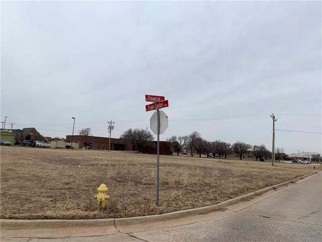 100 N Financial Terrace, Mustang, OK 73064 (MLS #897835) :: Homestead & Co