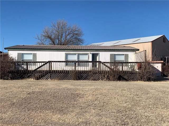 10140 N 2116 Circle, Canute, OK 73626 (MLS #897854) :: Keri Gray Homes