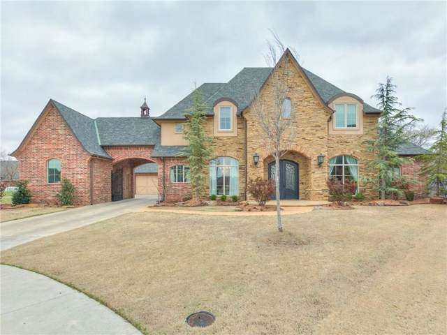 12800 Endor Court, Oklahoma City, OK 73170 (MLS #897885) :: Homestead & Co