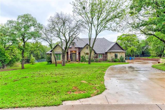 2217 Crestwood Drive, Jones, OK 73049 (MLS #897899) :: Homestead & Co