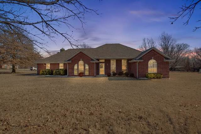 604 Chad Drive, Tuttle, OK 73089 (MLS #897930) :: Keri Gray Homes