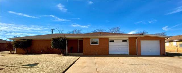 717 N Bryan Street, Weatherford, OK 73096 (MLS #897966) :: Homestead & Co