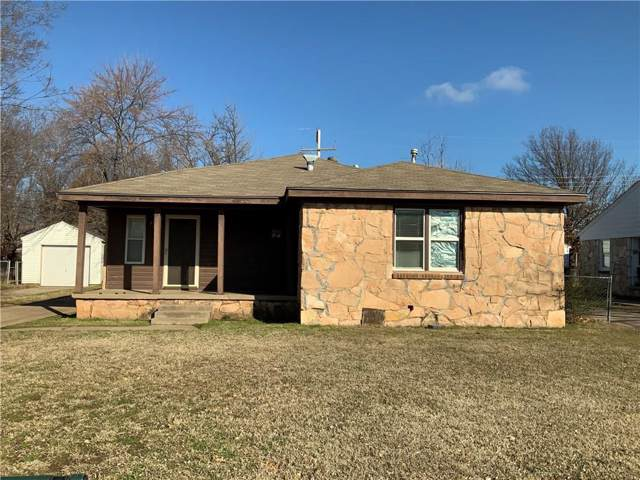 411 Babb Drive, Midwest City, OK 73189 (MLS #897990) :: Homestead & Co