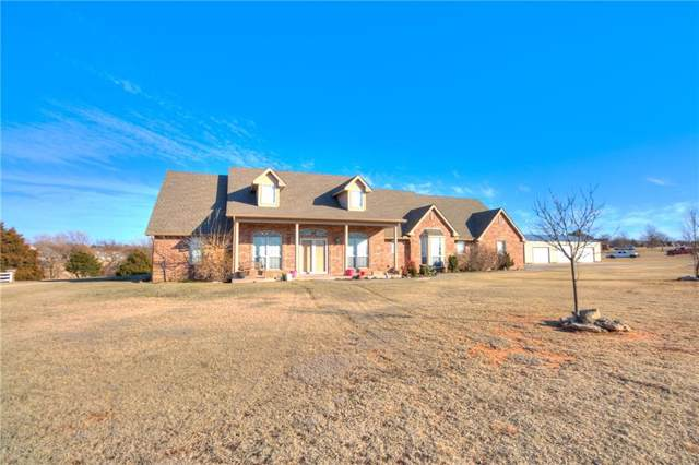 807 County Street 2921 Street, Tuttle, OK 73089 (MLS #898011) :: Keri Gray Homes