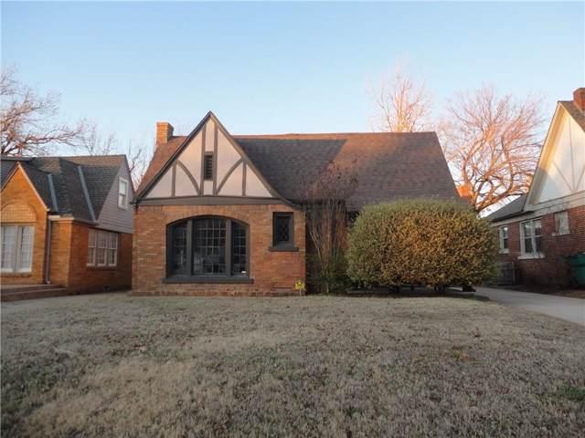 1913 NW 21st Street, Oklahoma City, OK 73106 (MLS #898013) :: Homestead & Co
