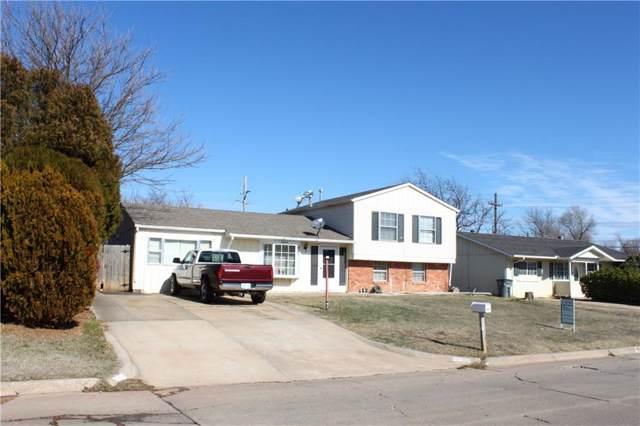 2807 NW Lincoln Avenue, Lawton, OK 73505 (MLS #898014) :: Homestead & Co