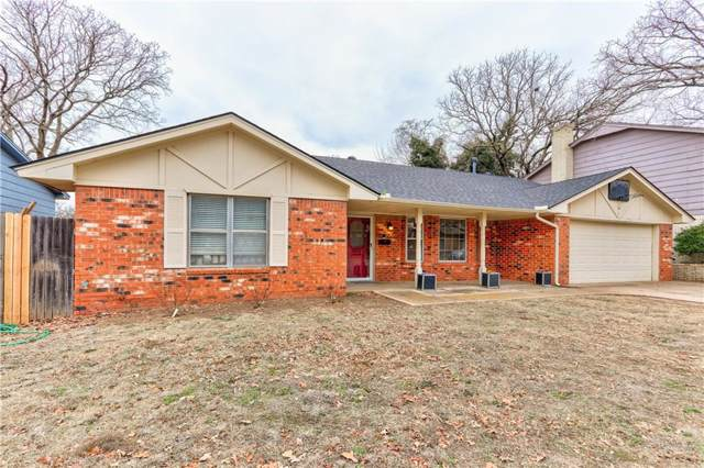 1913 N Glade Avenue, Bethany, OK 73008 (MLS #898112) :: The Oklahoma Real Estate Group