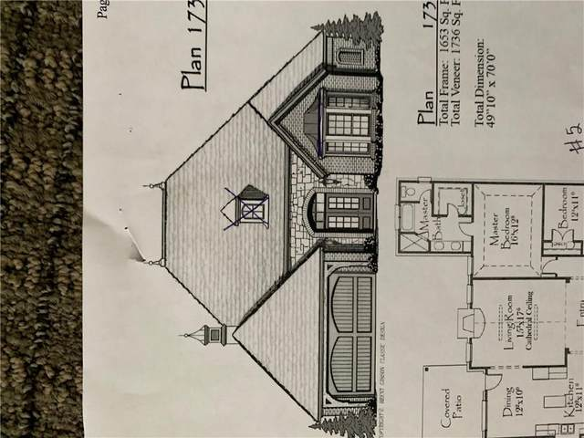 3702 King Arthur Court, Newcastle, OK 73065 (MLS #898170) :: Homestead & Co