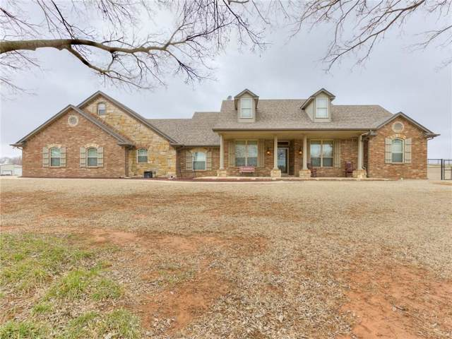1815 N Sara Road, Tuttle, OK 73089 (MLS #898225) :: Keri Gray Homes