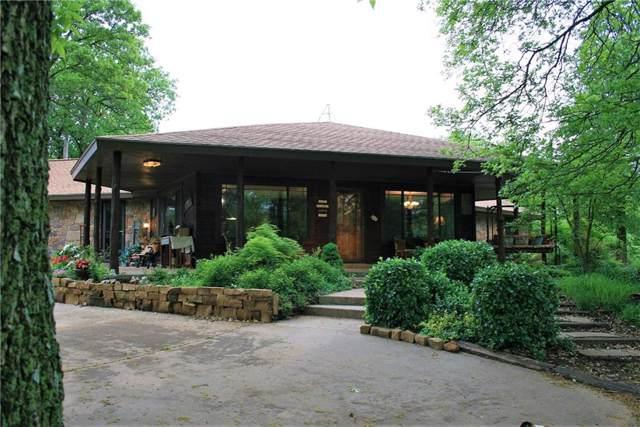 12601 S Pottawatomie Road, McLoud, OK 74851 (MLS #898233) :: Homestead & Co