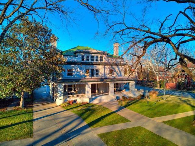 401 NW 14th Street, Oklahoma City, OK 73103 (MLS #898240) :: Homestead & Co