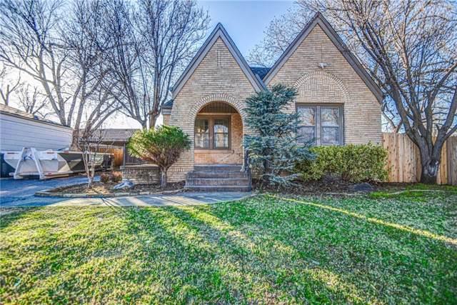 1909 N Villa Avenue, Oklahoma City, OK 73107 (MLS #898254) :: Homestead & Co