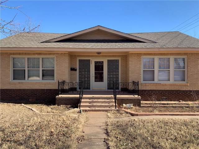 527 S 9th Street, Clinton, OK 73601 (MLS #898280) :: Homestead & Co