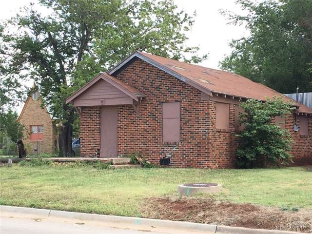 800 NE 27th Street, Oklahoma City, OK 73105 (MLS #898291) :: Homestead & Co