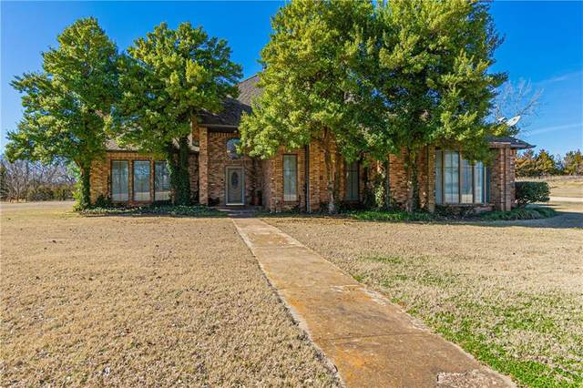 3595 E State Highway 9 Road, Norman, OK 73071 (MLS #898302) :: Homestead & Co