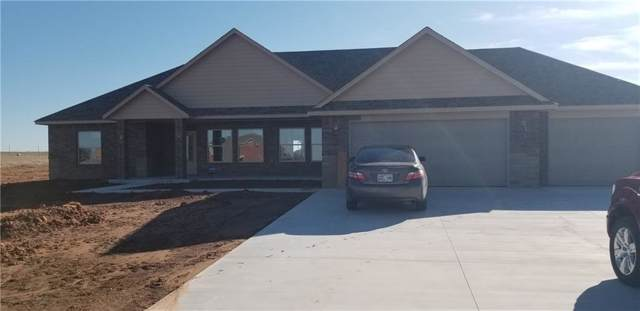 2115 E Sooner Road, Tuttle, OK 73089 (MLS #898312) :: Keri Gray Homes