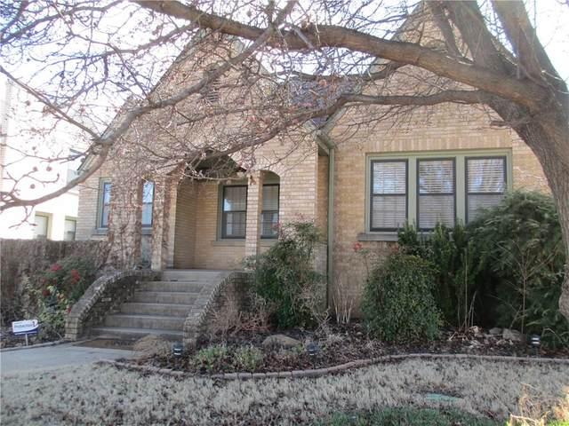 2108 NW 27th Street, Oklahoma City, OK 73107 (MLS #898353) :: Homestead & Co