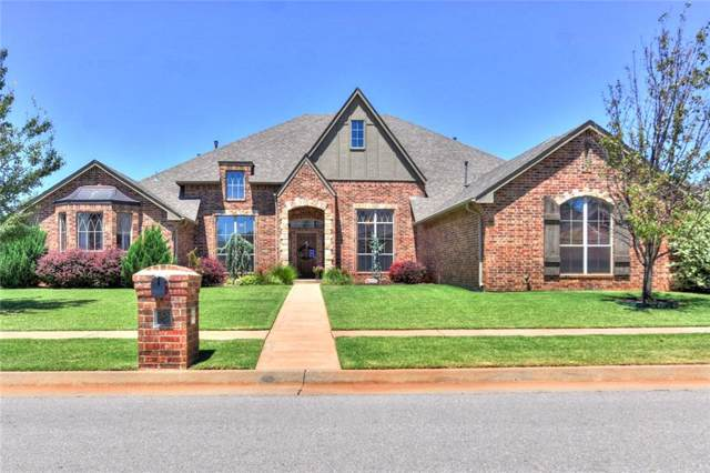 3213 Wexford Avenue, Oklahoma City, OK 73179 (MLS #898375) :: ClearPoint Realty