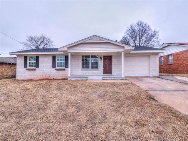 729 NE 81st Street, Oklahoma City, OK 73114 (MLS #898378) :: Homestead & Co