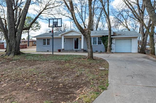 205 S Moody Street, Washington, OK 73093 (MLS #898386) :: Homestead & Co