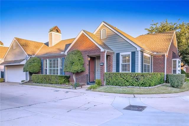 8634 N May Avenue 41C, Oklahoma City, OK 73120 (MLS #898494) :: Keri Gray Homes
