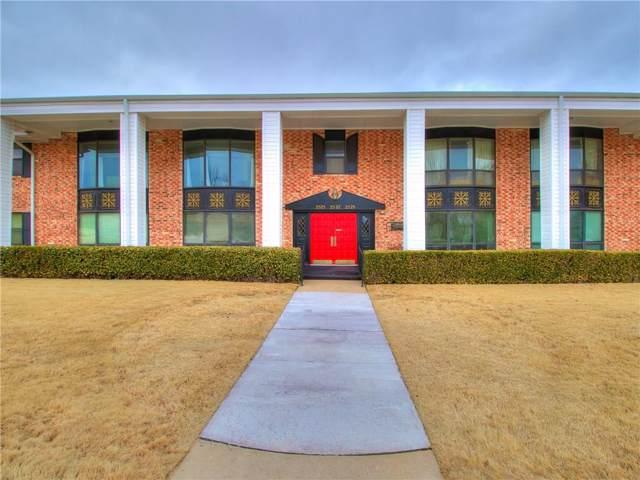 2525 NW 62nd Street #202, Oklahoma City, OK 73112 (MLS #898499) :: Homestead & Co