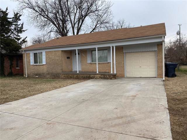 4104 NW 23rd Street, Oklahoma City, OK 73107 (MLS #898504) :: Homestead & Co
