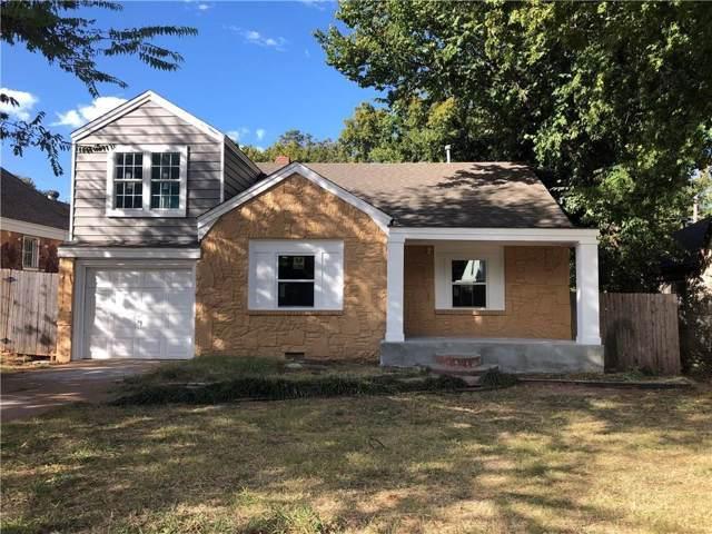 1225 SW Binkley Street, Oklahoma City, OK 73109 (MLS #898510) :: Homestead & Co