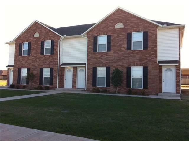 1501 N Wade Street, Sayre, OK 73662 (MLS #898523) :: Keri Gray Homes