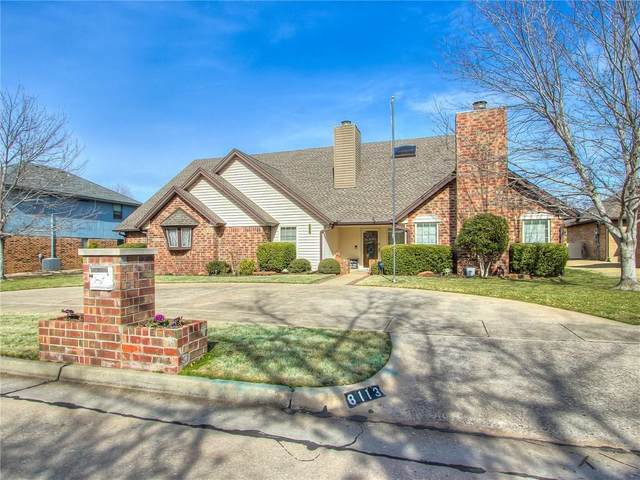 8113 N Bridgeport Lane, Bethany, OK 73008 (MLS #898535) :: The Oklahoma Real Estate Group