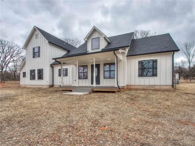 4508 Valley View Lane, Edmond, OK 73034 (MLS #898558) :: Keri Gray Homes