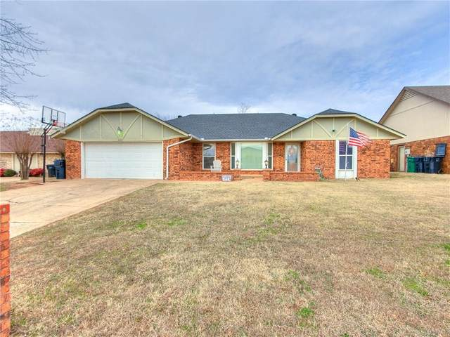 621 SW 104th Place, Oklahoma City, OK 73139 (MLS #898641) :: Homestead & Co