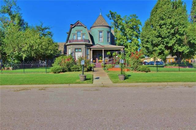 506 S Evans Avenue, El Reno, OK 73036 (MLS #898650) :: Homestead & Co