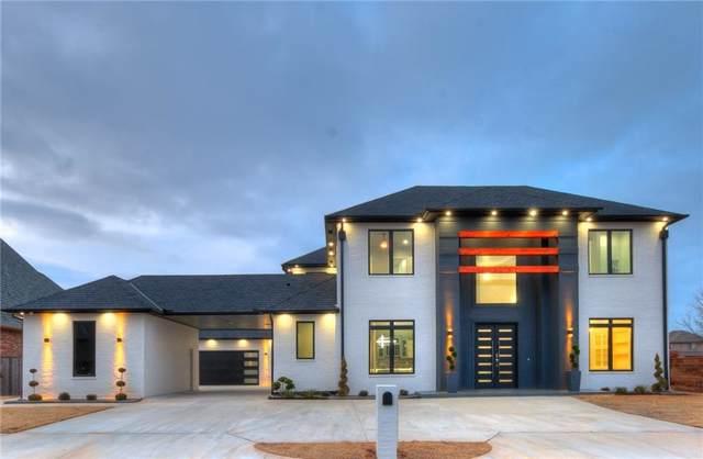 8301 NW 134th Terrace, Oklahoma City, OK 73142 (MLS #898653) :: Homestead & Co