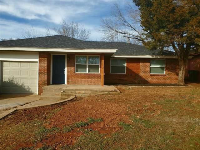 1213 NE 44th Street, Oklahoma City, OK 73111 (MLS #898657) :: Homestead & Co